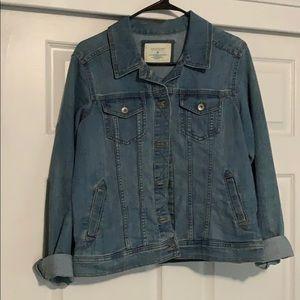 Sonoma Blue jean jacket